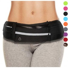 E Tronic Edge Waist Packs : Best Comfortable Running Belts That Fit All Phone Models and Fit All Waist Sizes. for Running, Workouts, Cycling, Travelling Money Belt & More. Comes in 9 Stylish Colors