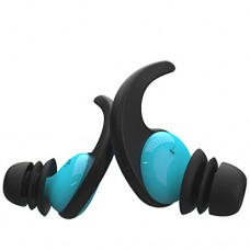 innelo Audible Swimming Earplugs, Comfortable Ear Plugs for Swimming, Surfing, Snorkeling and Water Sports