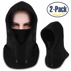 COOLOO Balaclava Fleece Hood
